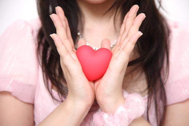 女性 心臓 ハート